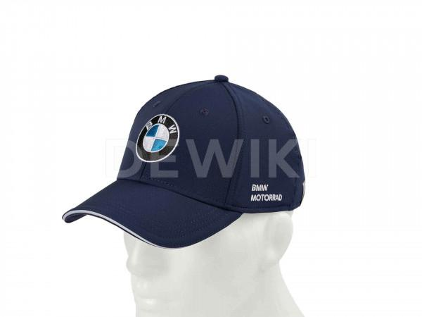 Бейсболка BMW Motorrad Logo, Blue