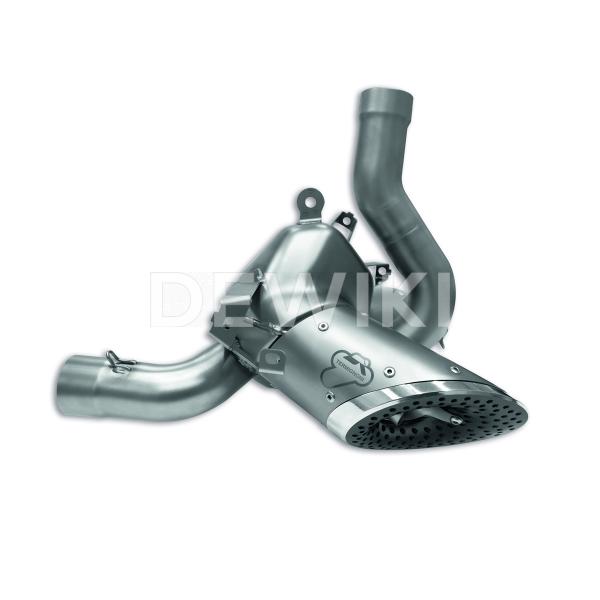 Выхлопная система Ducati Diavel 1260