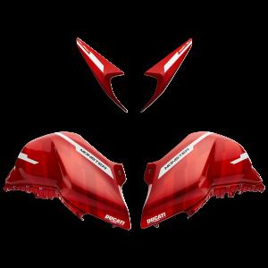 Комплект персонализации Ducati Monster c 2021 года, Red