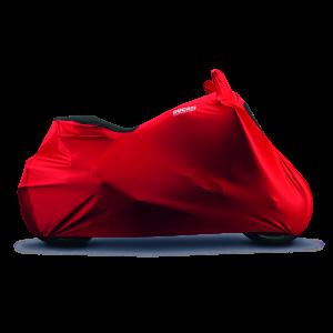 Брезентовый гаражный чехол Ducati Monster, Red