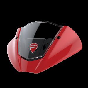 Спортивный обтекатель фар Ducati Monster с 2021 года, Red