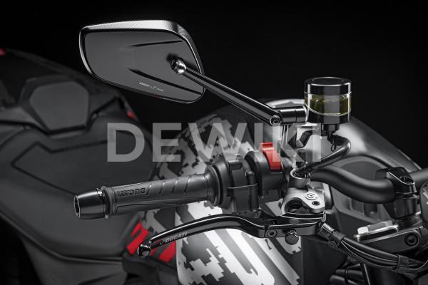 Рычаг тормоза Rizoma Ducati Monster / Panigale / Streetfighter / Supersport, Black
