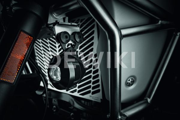 Дополнительные светодиодные фонари Ducati Multistrada, кроме V4
