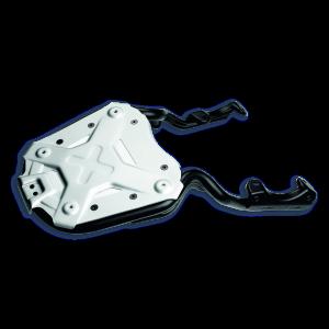 Задняя алюминиевая багажная полка Ducati Scrambler