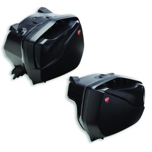 Жесткие боковые кофры Ducati Multistrada V4