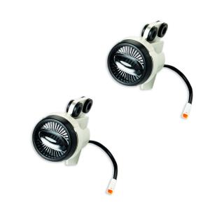 Дополнительные светодиодные фонари Ducati Multistrada 950 / 1200 / 1260