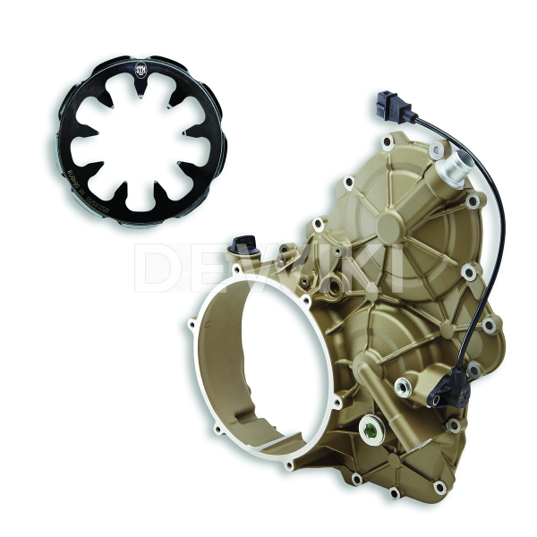 Модульный кожух сцепления Ducati Streetfighter V4 / V4 S