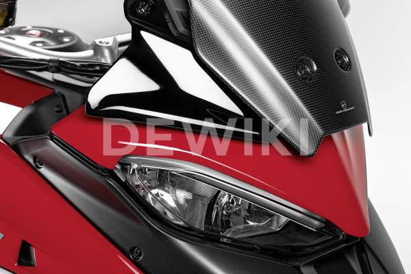 Боковые дефлекторы Ducati Multistrada V4 с 2021 года