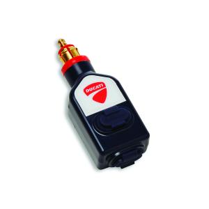 USB-адаптер Ducati Multistrada V4 с 2021 года