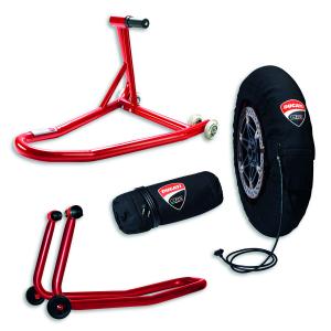 Комплект аксессуаров Pit Stop Ducati Panigale V4