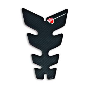 Карбоновая клейкая защита бензобака Ducati 899 / 959 / 1199 / 1299 / R / Panigale V2