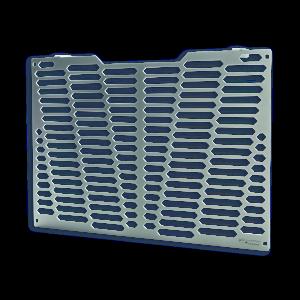 Защитная сетка для водяного радиатора Ducati Multistrada 950 / 1200 / 1260 / Enduro, Silver