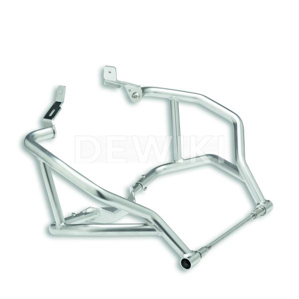 Защита двигателя из стальных труб Ducati Multistrada 950 / 1260