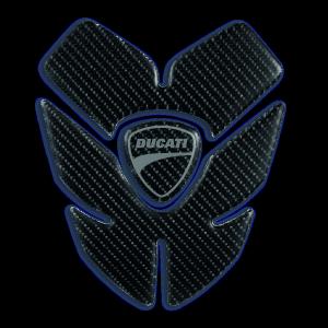 Карбоновая клейкая защита бензобака Ducati Monster 1200 / 797 / 821
