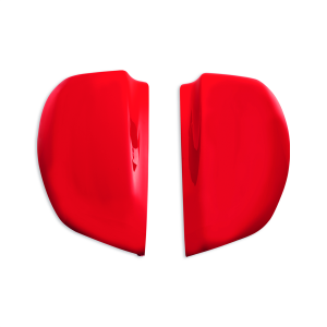Комплект крышек центрального кофра Ducati Multistrada, Star White Silk