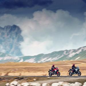 Набор аксессуаров Functionality Ducati Multistrada V4