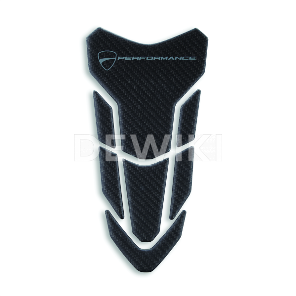 Карбоновая клейкая защита бензобака Ducati Panigale V4 / Streetfighter V4