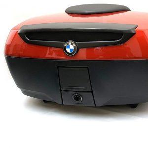 Туристический центральный кофр BMW K 1600 GT 2010-2018 год,  Sakhir Orange Metallic