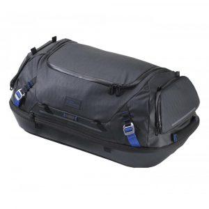 Большая мягкая сумка BMW Motorrad Black Collection, 50-60 литров