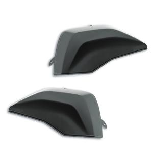 Комплект крышек боковых кофров Ducati Multistrada V4 / V4 S, Aviator Grey