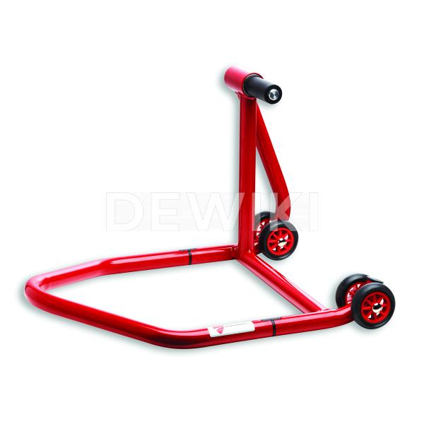 Задний подкат с односторонним качающимся рычагом Ducati