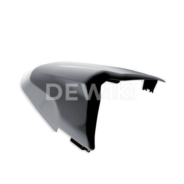 Крышка-чехол пассажирского сиденья Ducati Supersport, Titanium Grey