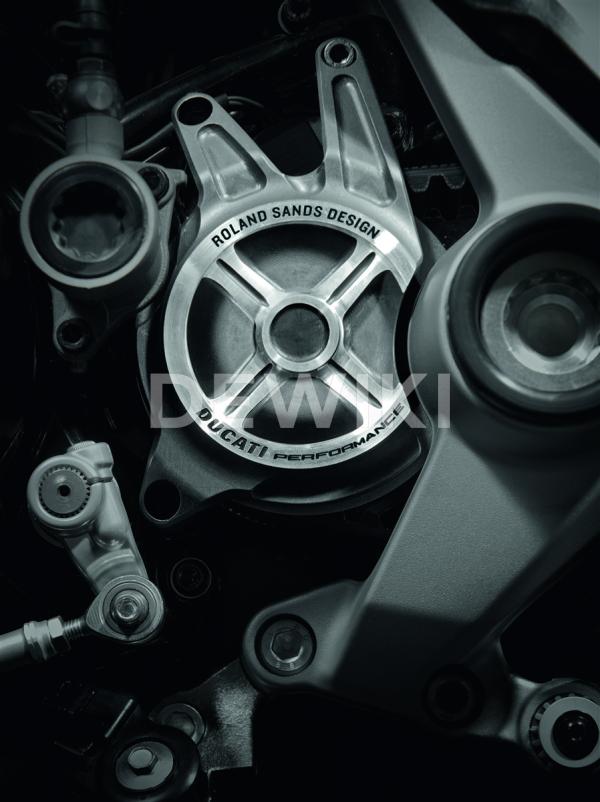 Алюминиевая крышка звездочки Ducati XDiavel