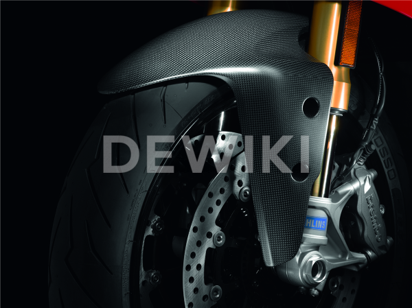 Карбоновый передний брызговик Ducati Supersport / 950