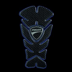 Карбоновая клейкая защита бензобака Ducati Supersport / 950