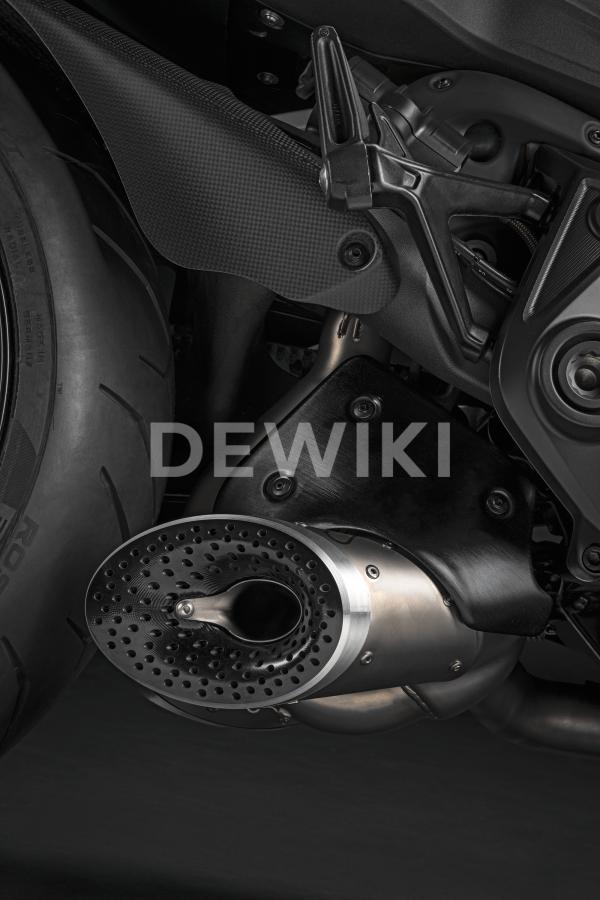 Гоночный глушитель Termignoni Ducati XDiavel