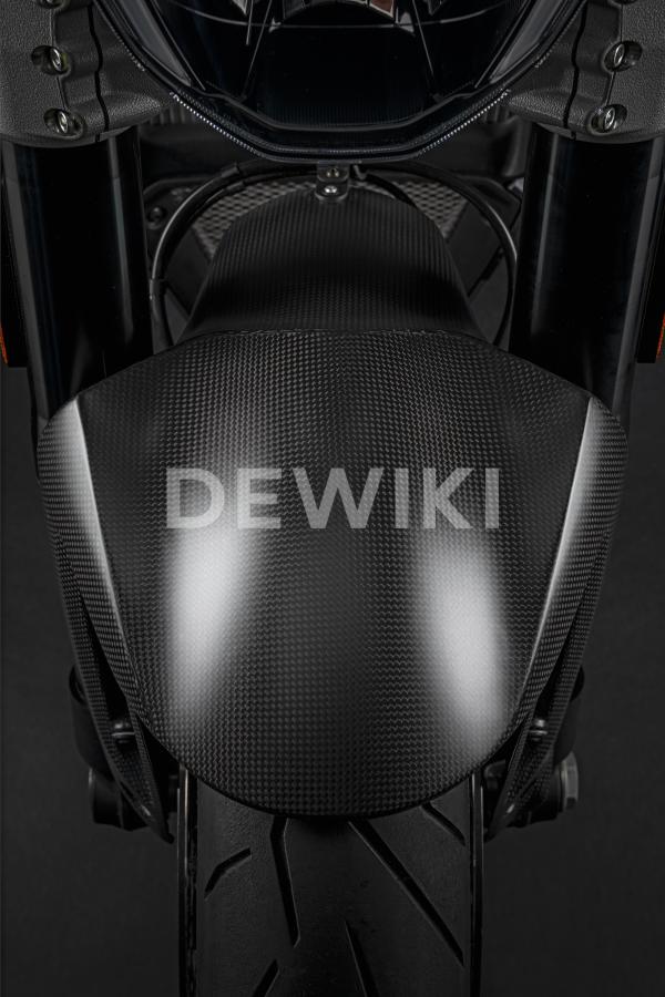 Карбоновый передний брызговик Ducati XDiavel, матовый