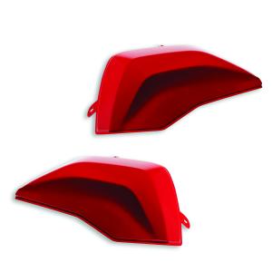 Комплект крышек боковых кофров Ducati Multistrada V4 / V4 S, Red