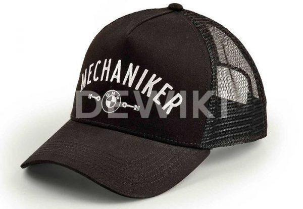 Бейсболка BMW Motorrad Mechaniker, Black
