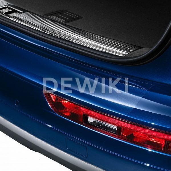 Защитная пленка для кромки багажника Audi A3 Sedan (8Y)