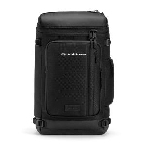 Модный городской рюкзак Audi quattro, Black