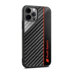 Чехол для смартфона Audi Sport, iPhone 12 / 12Pro, Grey