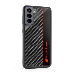 Чехол для смартфона Audi Sport, Samsung S21, Grey
