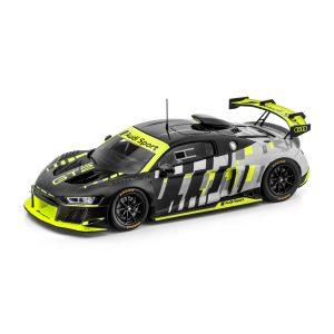 Модель в миниатюре Audi R8 LMS GT2, Black / Yellow, масштаб 1:43
