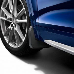 Брызговики передние Audi Q3, S-Line (F3)