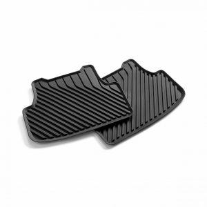 Резиновые задние коврики Audi A3 Sedan / Sportback (8Y)